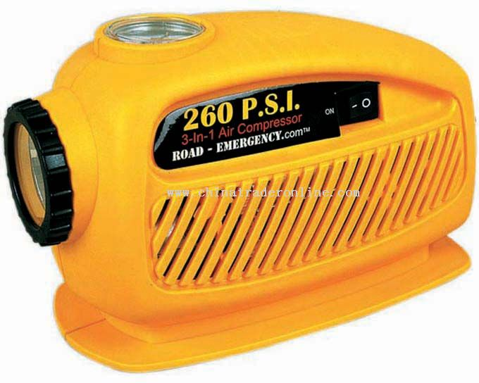 Portable air pump