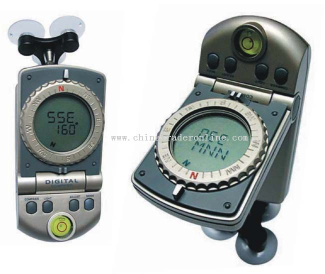 3 IN 1 Digital Compass