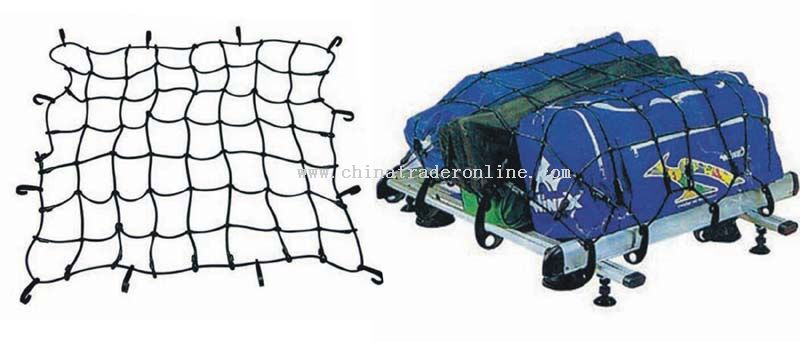 Baggage Tie Down Netting for Auto from China