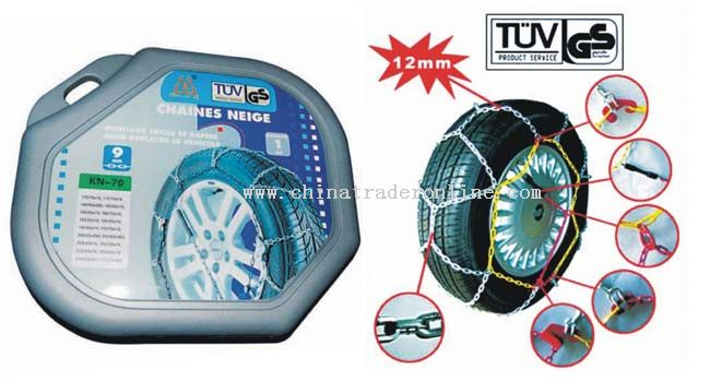 Car Snow Chain from China