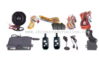 GSM Alarm(starter) from China