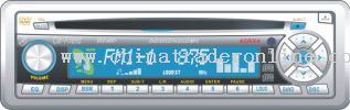 Car DVD player with Amplifier FM tuner