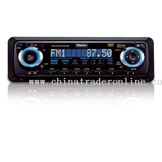 MP3/CD Receiver with USB/SD/MMC Slot