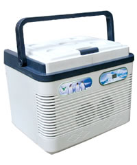 16litres car cooler and warmer from China