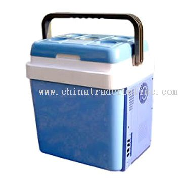 Thermoelectric Cooler & Warmer