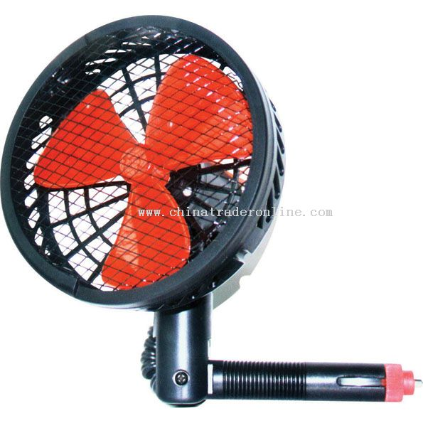 5 INCH AUTO FAN ADJUSTABLE(