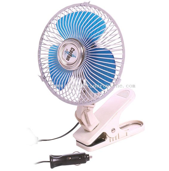 6 INCH AUTO FAN WITH CLIP