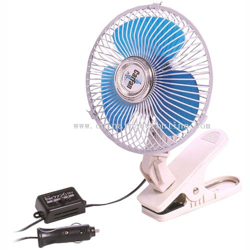 6 INCH FAN WITH CLIP&SWITCH