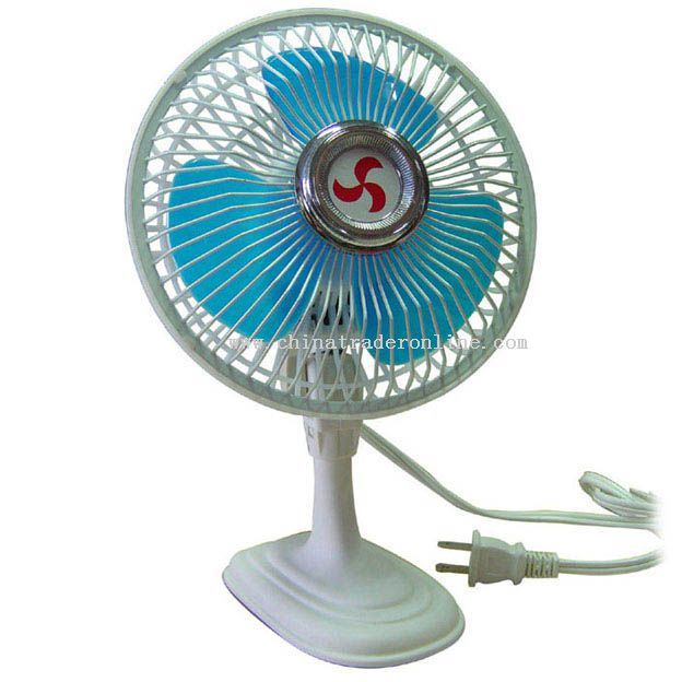 6INCH TABLE FAN from China