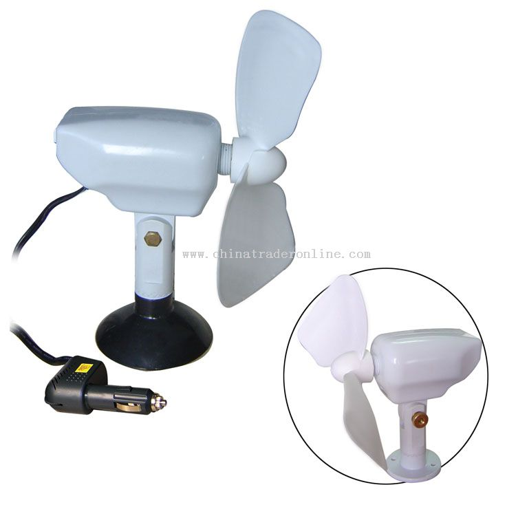 7 CAR SUCTION FAN from China