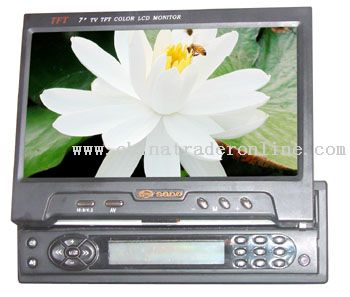 CAR TFT 7inch LCD MONITORS