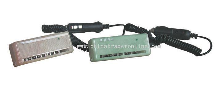 Plug-in Car Air Purifier