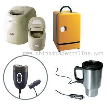 Cooler And Warmer Box, Shaver, Coffee Cup, Ice Maker