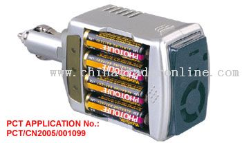 With Charge DC to AC Power Inverter