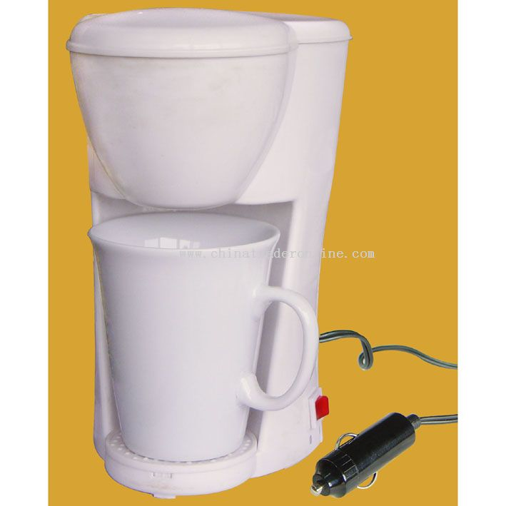 12-VOLT AUTO COFFEE-MAKER