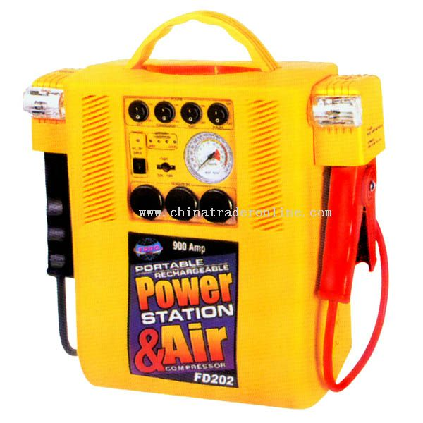 RECHARGEABLE JUMP START