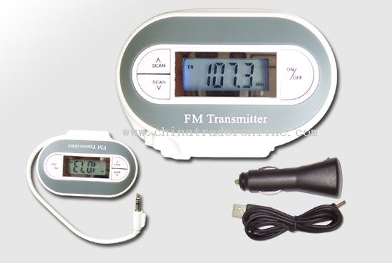 Car  FM Wireless Transmitter