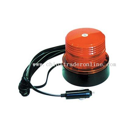 Strobe Light With Magnetic Base