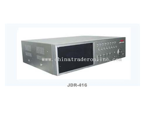 Sixteen Channel Embeded Digital Video Recorder