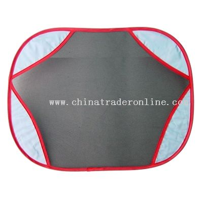 Hexagon Side Window Mesh Shade