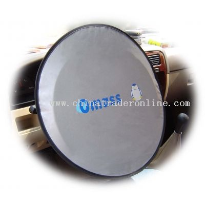 Steering Wheel Shield