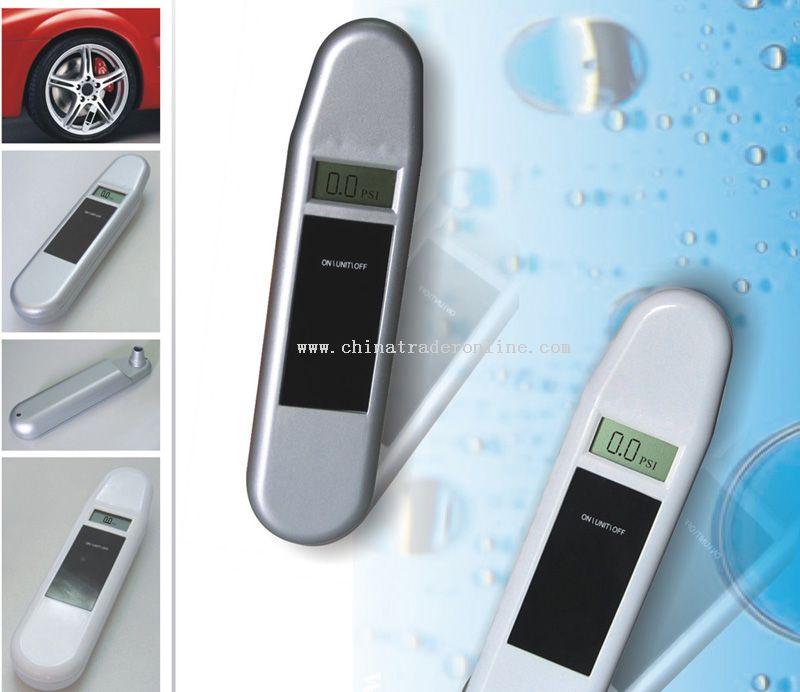Digital Tire Pressure Gauge with LCD Screen