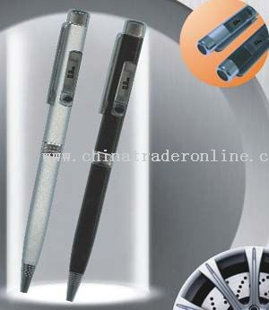 Digital Tire Pressure Guage with pen shape
