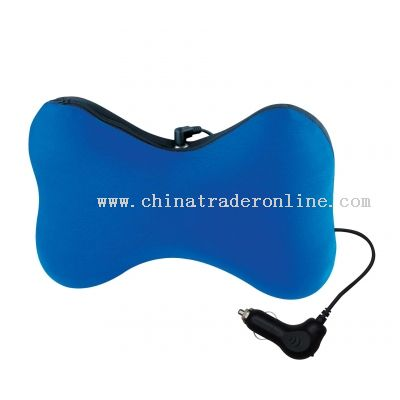 Butterfly-shaped Magnetic Neck Massager (12V Car Plug) from China