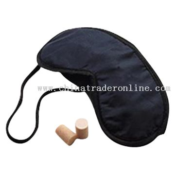Eye Mask & Earplugs Set
