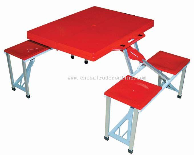 wholesale Foldable Picnic Table buy discount Foldable  : Foldable Picnic Table 20205255600 from www.chinatraderonline.com size 680 x 544 jpeg 27kB
