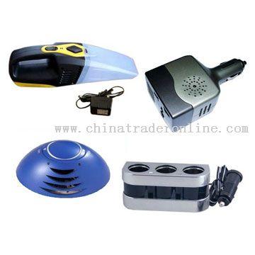 Vacuum Cleaner, Power Inverter, Air Purifier, Multi-Socket
