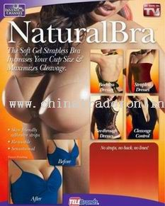 Natural bra from China