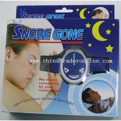 Snore Gone from China