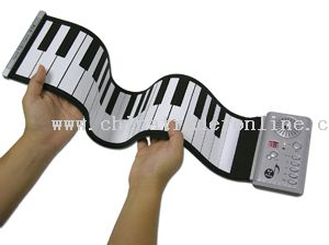 Rollup Piano