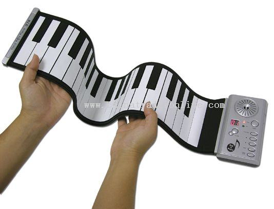Toy Roll Up Piano from China