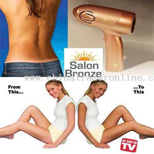 Salon Bronze - Sunless Tanning System