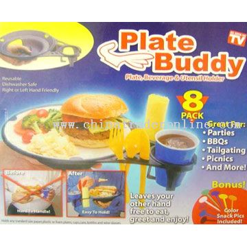 8pc Food Rack Set from China