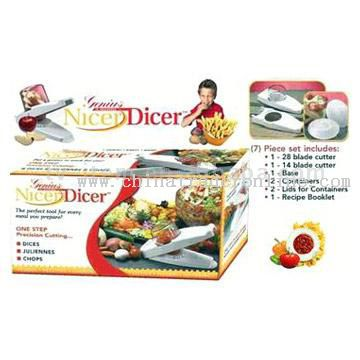 Nicer Dicer from China