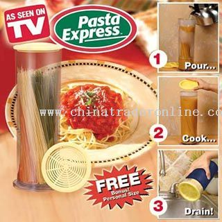 Pasta Express from China