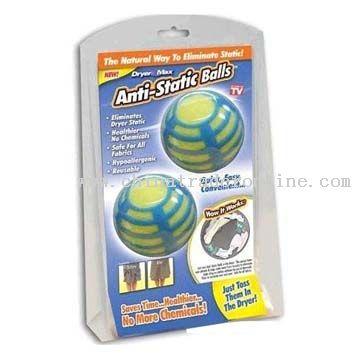 Anti-Static Balls
