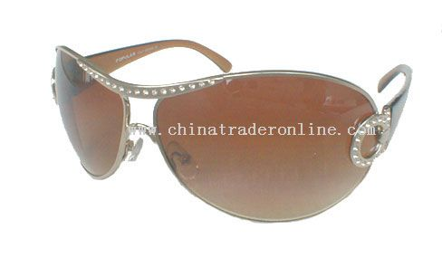 Adult metal sunglasses