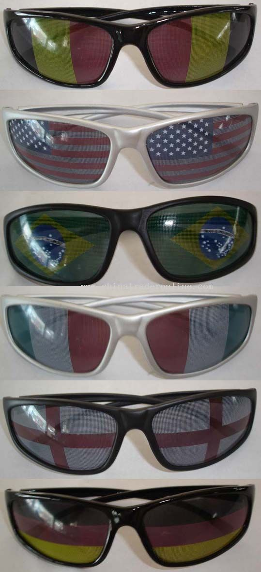 National Flag Sunglasses