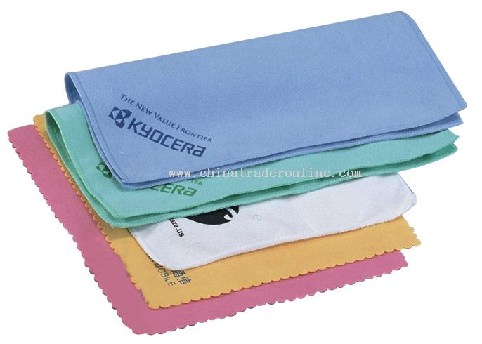 MICROFIBRE CLOTHS for glasses
