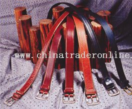 Genuine Leather Belt of Italy