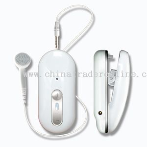 Bluetooth Clip Headset