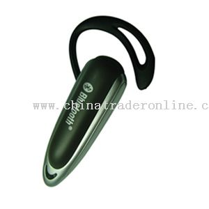 Bluetooth Earphone with AAA battery