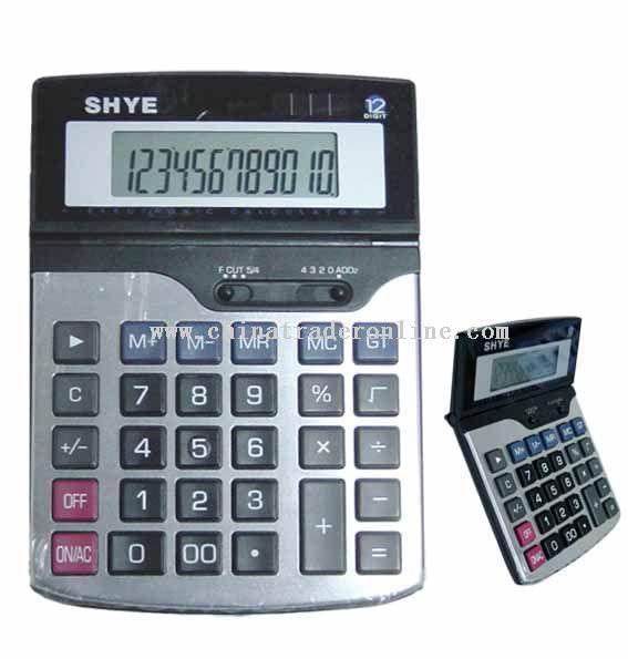 desktop calculator from China