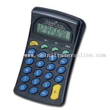 8 or 10 Digits Calculator