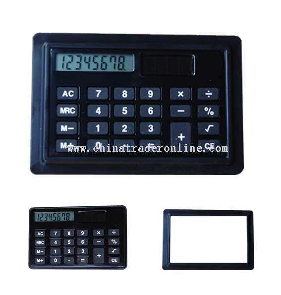 metal cover card size calculator