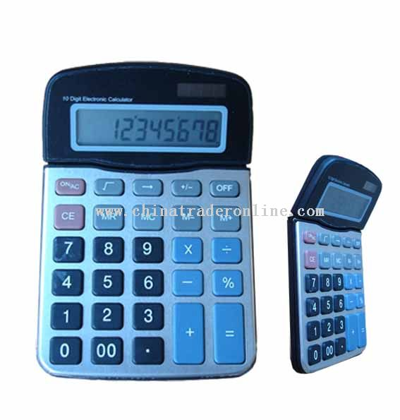 10 digitals desktop calculator